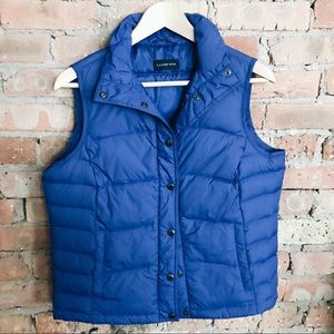 ✨NWOT✨Lands End Blue Vest